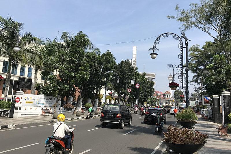 Ville de Bandung