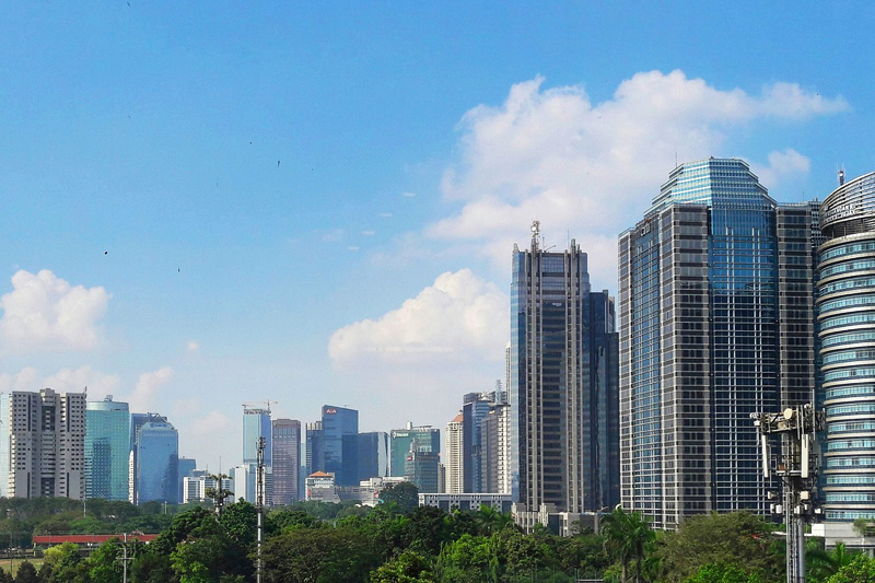 Visite de Jakarta