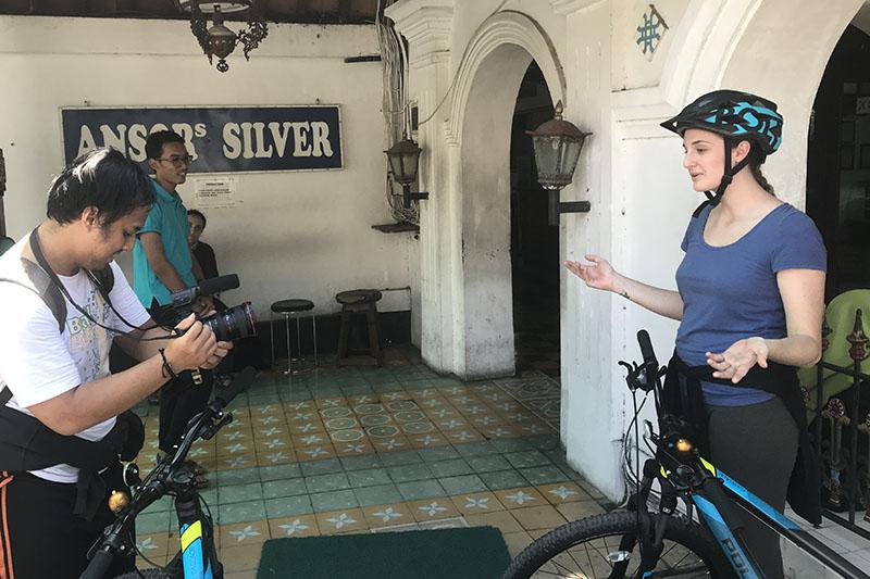 Vidéo promo Moana Yogyakarta's Authentic Bicycle Tour