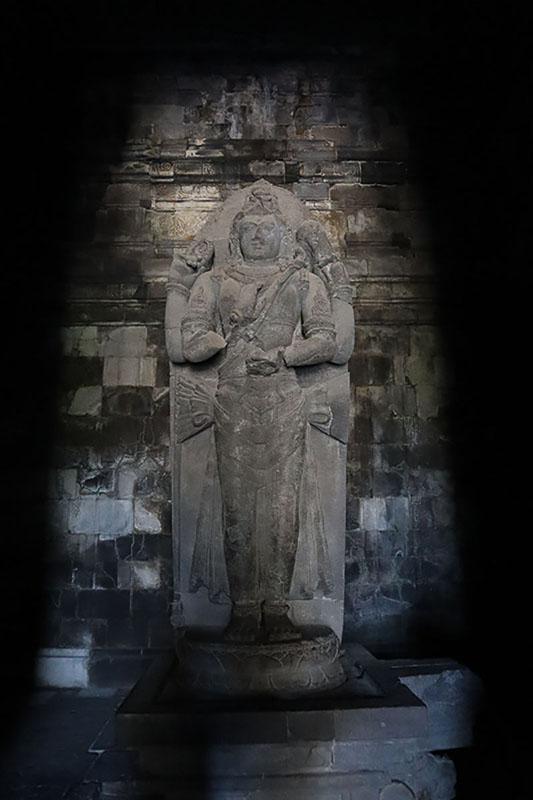 Statue de Prambanan