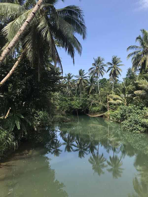 Rivière Pandangaran