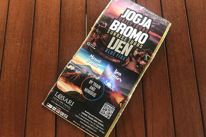 Trek Tour Bromo Ijen