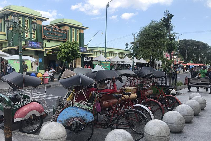 Yogyakarta Indonesie