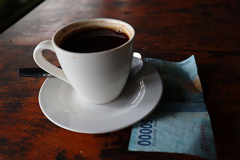 Café Luwak de bali