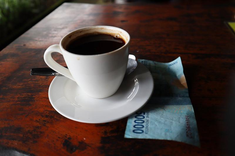 Cafe luwak le plus cher au monde