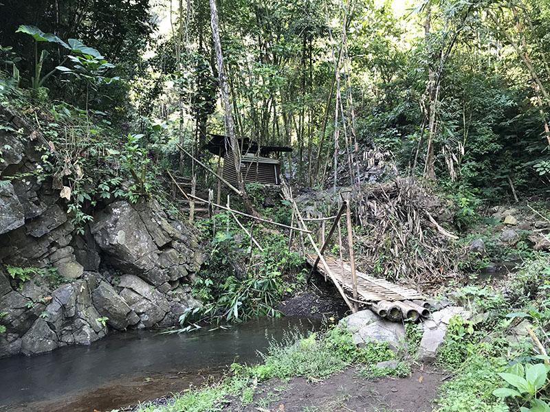 Munduk randonnée Bali
