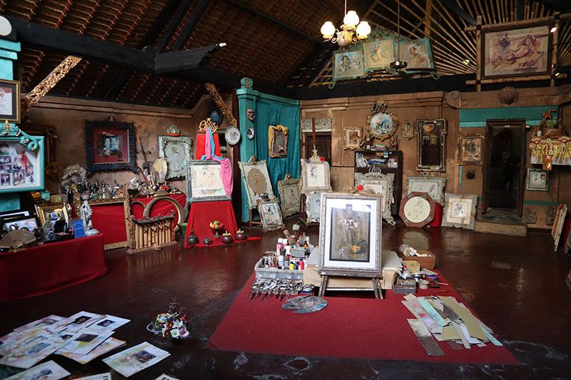 Le musée Antonio Blanco Ubud