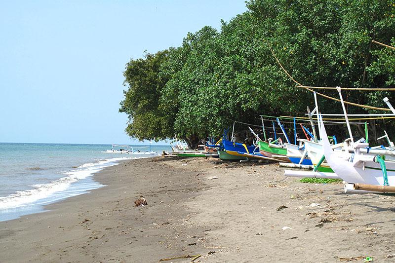 Plage Lovina Bali