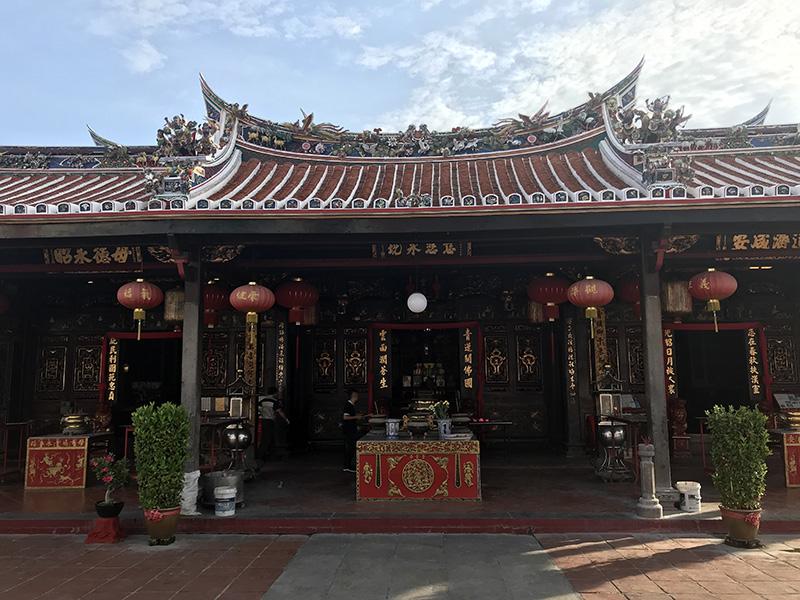 Cheng Hoon Teng malacca