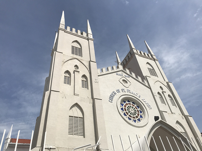 Église Saint Francis Xavier