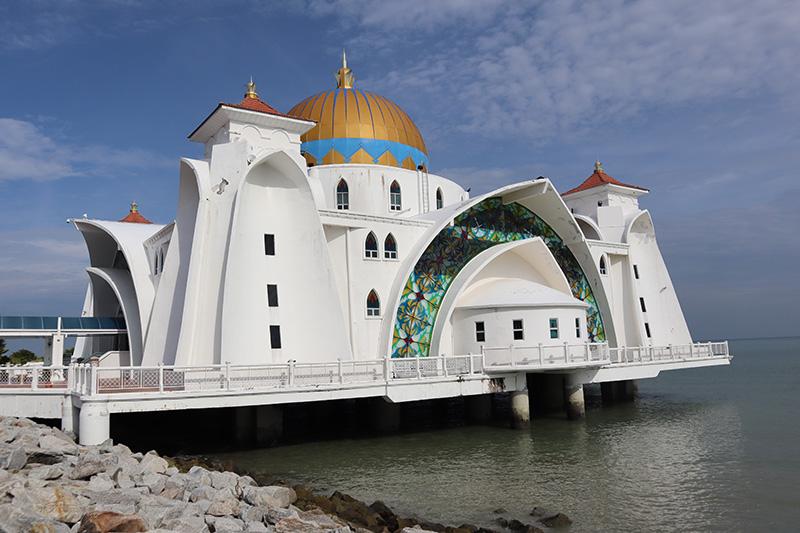 Masjid Selat Malacca