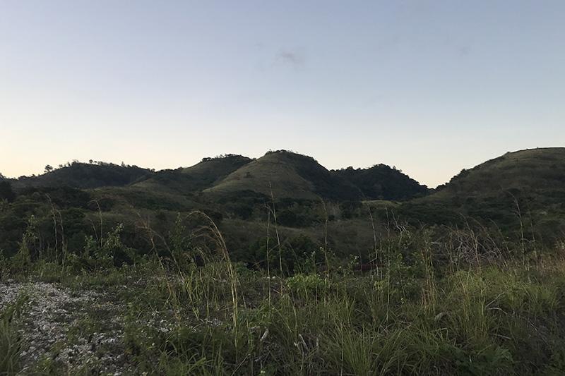 Teletubbies Hills nusa penida