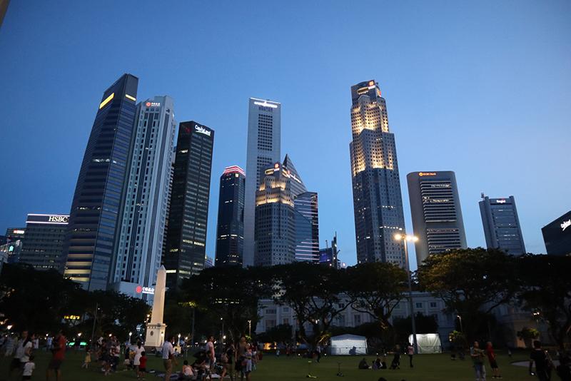 visiter singapour 2 jours