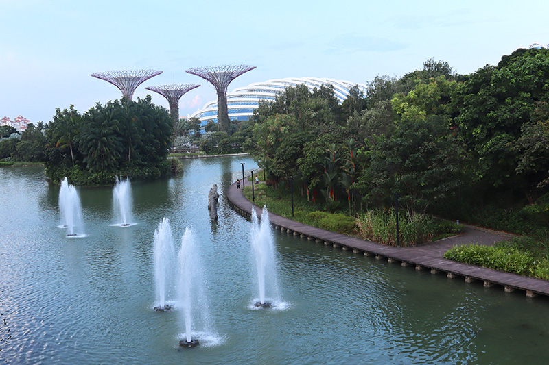 vue gardens by the bay