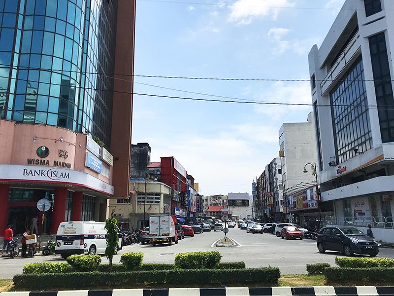 Kuala Terengganu centre ville