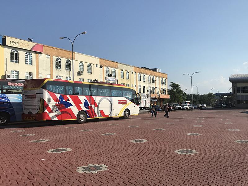 bus Mersing Kuala Terengganu