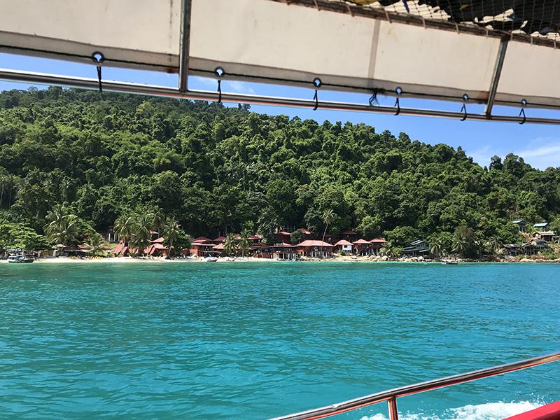 speed boat ile perhentians