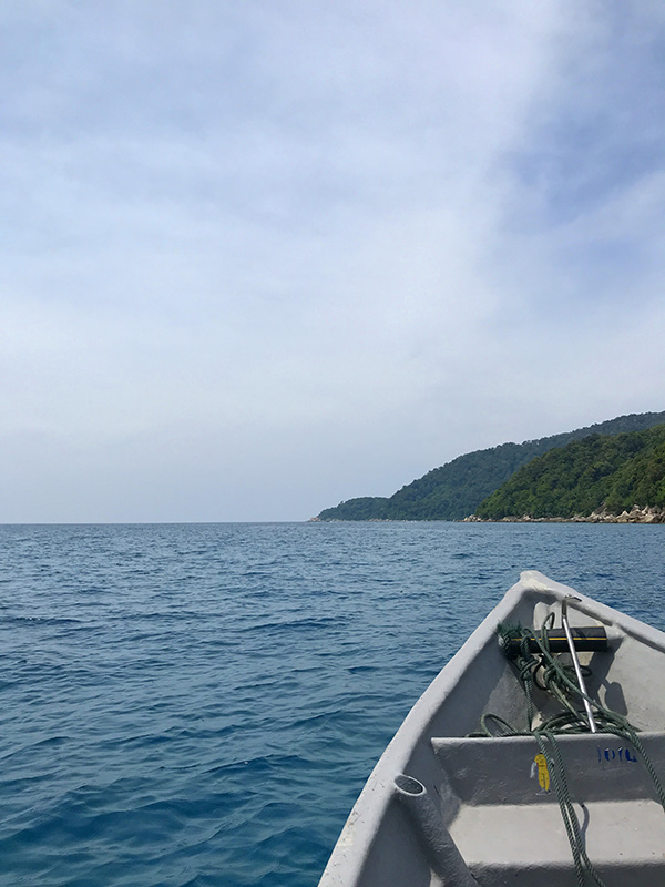 taxi boat perhentian